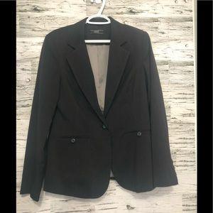 Suzy Shier black blazer